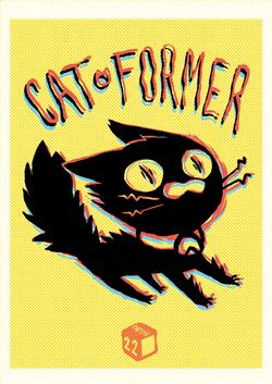 Catformer Poster