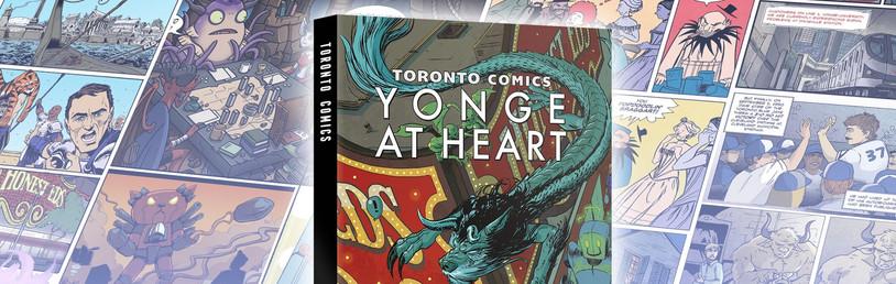 Toronto Comics Anthology