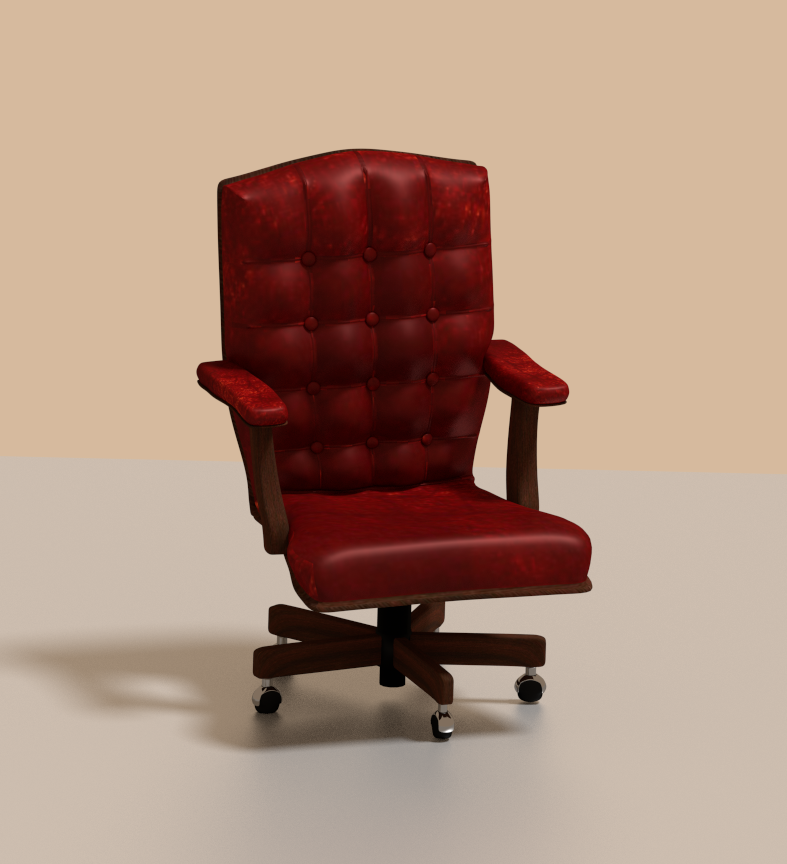 Detective's Chair