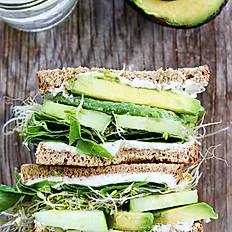 Cucumber Avocado (v)