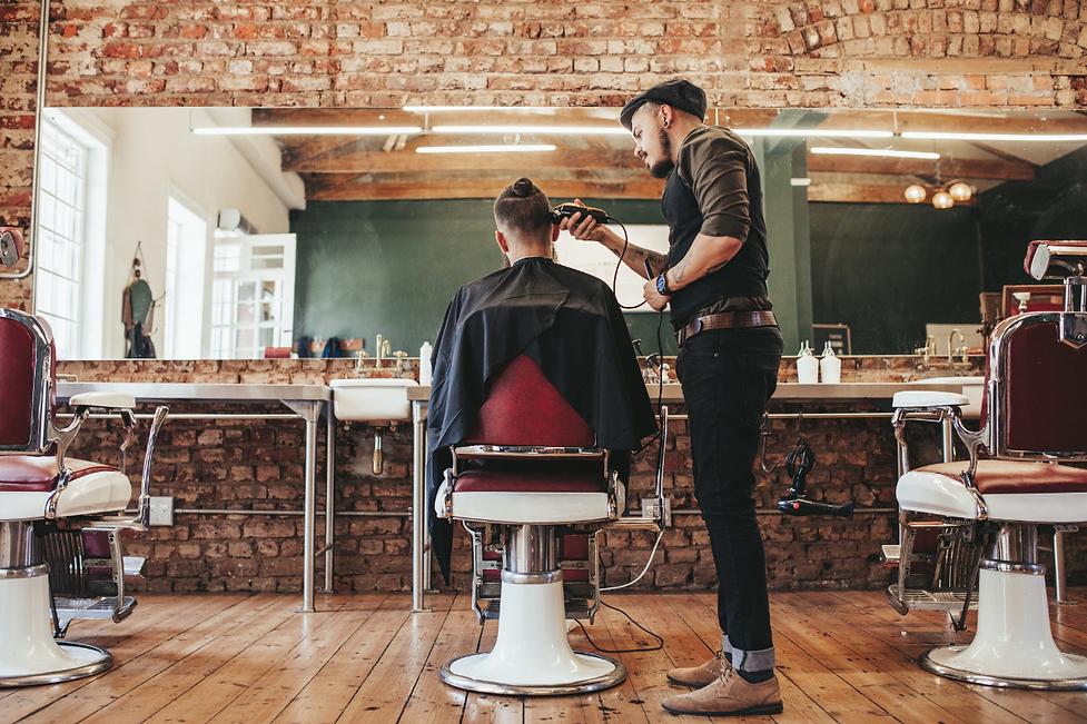 Barber Shop & Salon, Oakland County, Asking $25,000