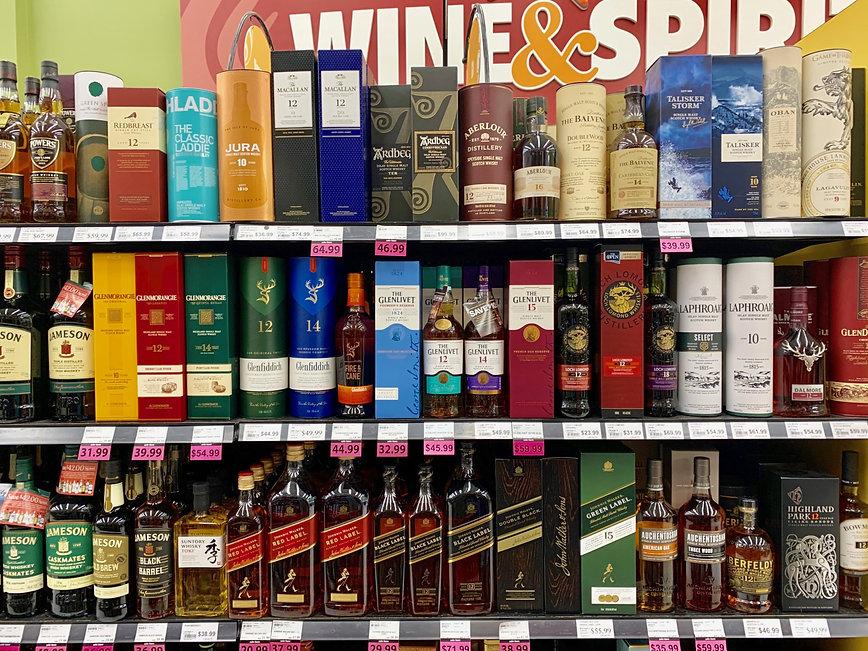 Liquor Store, Wayne County, Asking $299,999