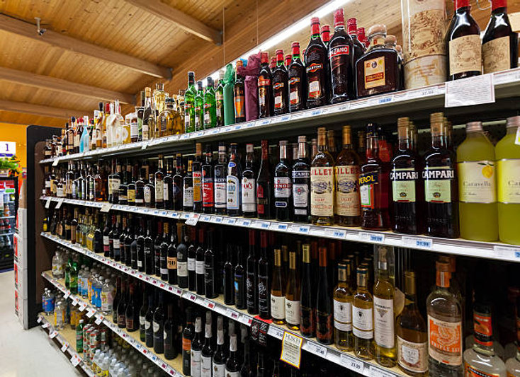 GROCERY MARKET WITH LIQUOR AND LOTTERY