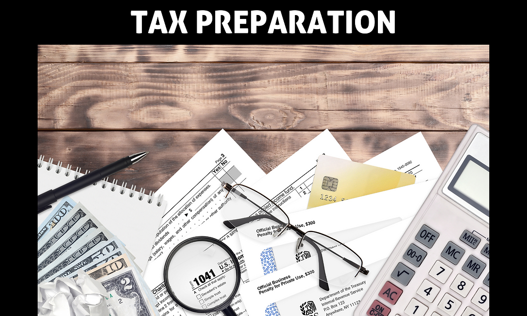 TAX Services - Two Locations - Wayne County!