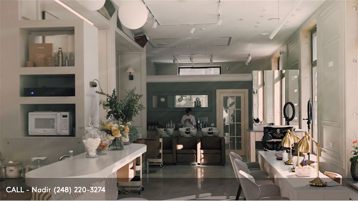 Hair Salon, Wayne County, Asking $25,000