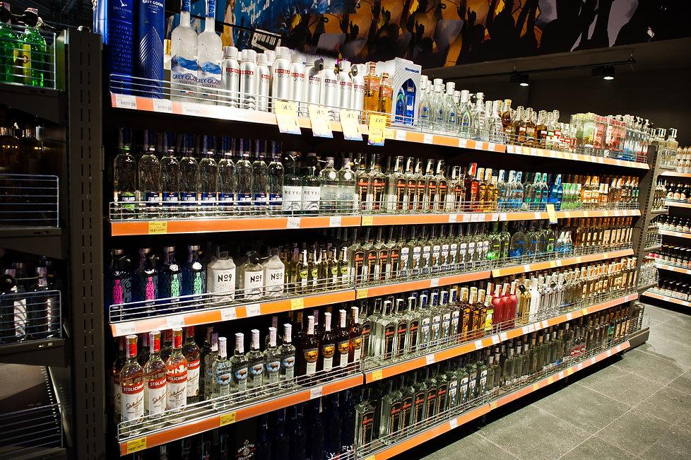 Oakland County Liquor Store