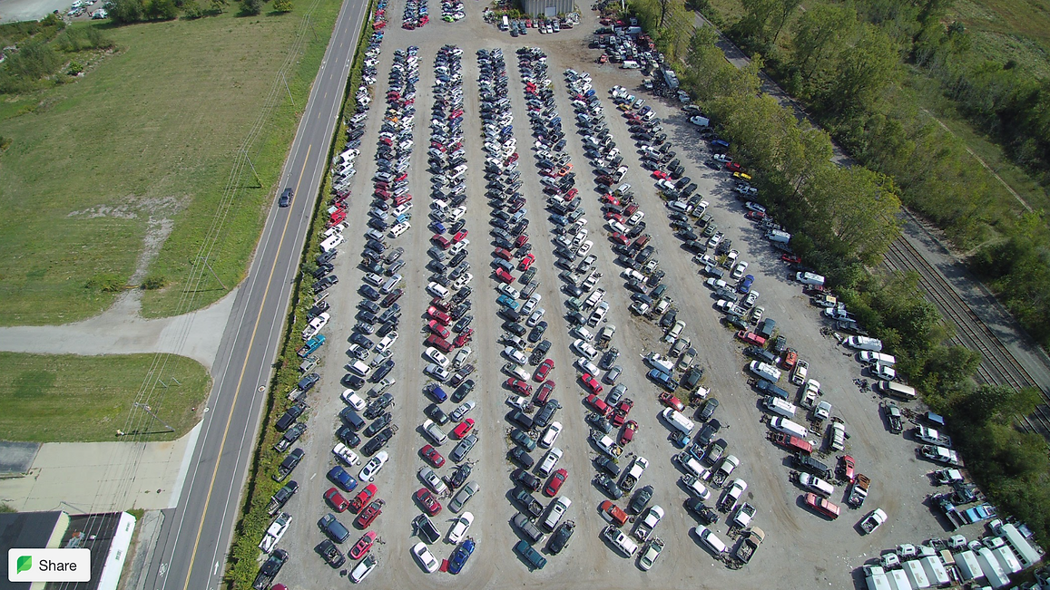 Auto Salvage Yard, Lucas County, OH, Asking $1,999,999