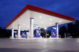 OHIO Gas Station Michigan Business Broke