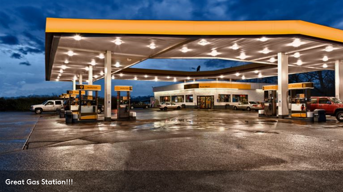 Great Gas Station & Convenience Store!!!