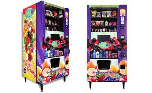 Vending Machine Business SOLD