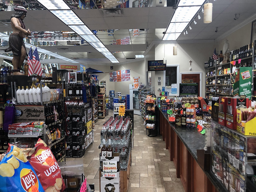 MUST SEE LIQUOR STORE IN MACOMB COUNTY