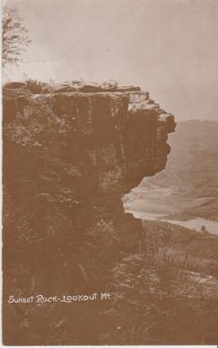 Lookout Mtn. Postcard