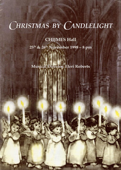 Winter 1998 - Christmas by Candlelight