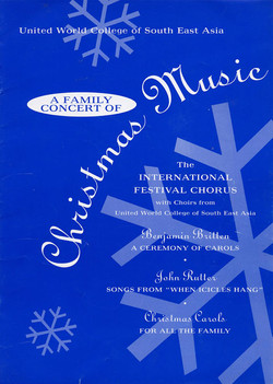 Winter (n.d.) - A Family Concert of Christmas Music