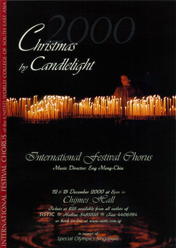 Winter 2000 - Christmas by Candlelight