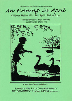 Spring 1999 - An Evening in April