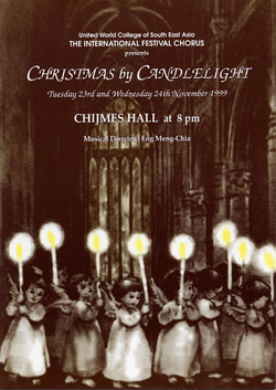 Winter 1999 - Christmas by Candlelight