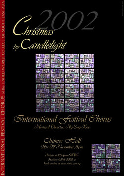 Winter 2002 - Christmas by Candlelight
