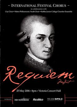 Spring 2006 - Mozart Requiem