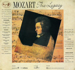Spring 1991 - Mozart The Legacy