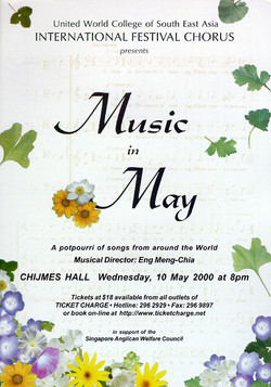 Spring 2000 - Music in May