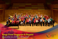 Spring 2017 - Songs from Singapore and Beyond