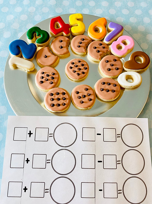 Complete Educational Cookie Set