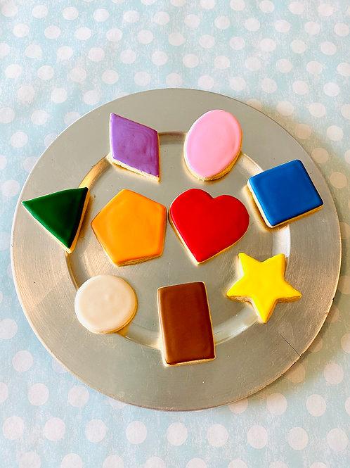 Shapes Cookie Set