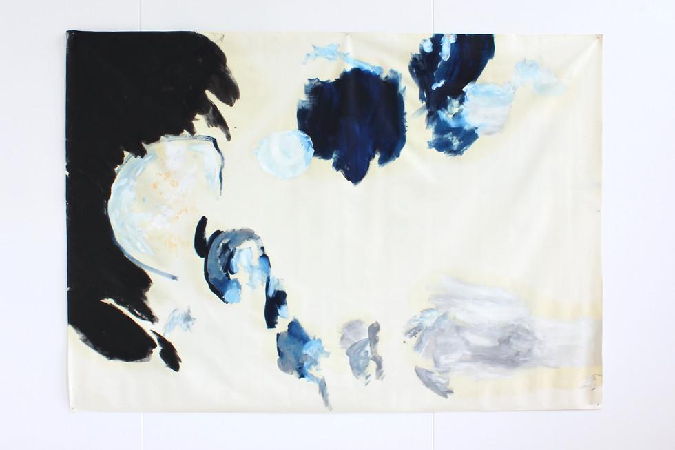 2019, oil paint on canvas, 160 x 250 cm