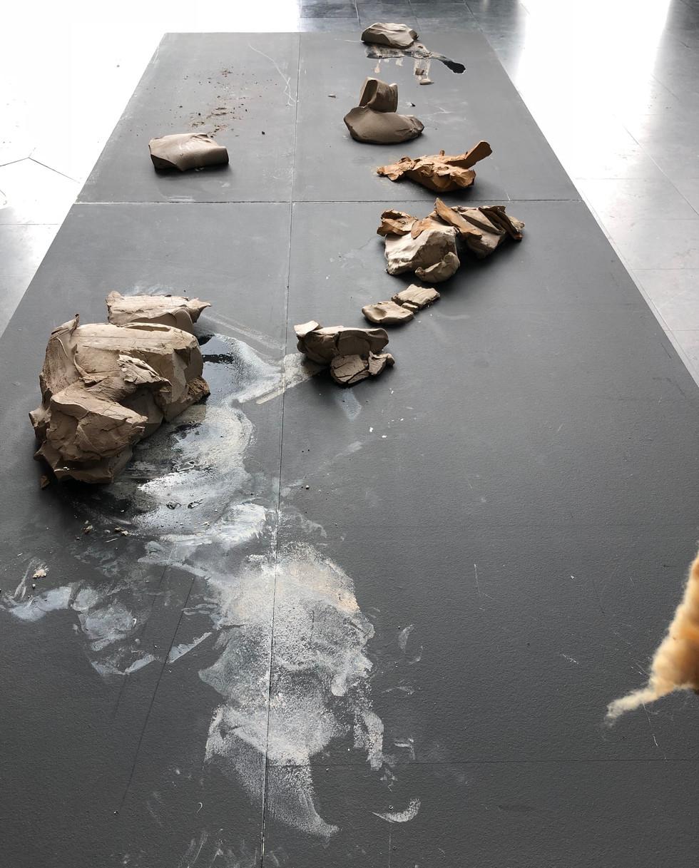 2018, clay, Museumnacht Maastricht 2018