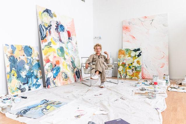 studio, September 2020