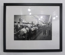 The first large-scale organized sit-in took place in Nashville on February 13, 1960, when more than one hundred protesters from four local historically black colleges converged on downtown lunch counters, including McLellan's (seen here). Photo by Bill Goodman. Nashville Banner Archives, Nashville Public Library, Special Collections