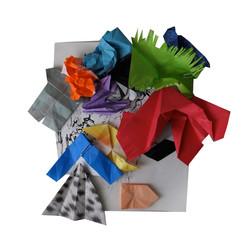 Origami Trash