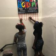 Sign making