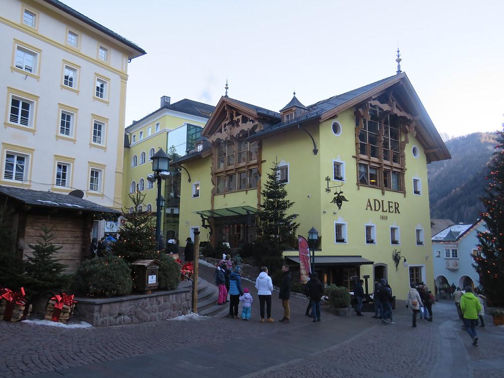 Hotel Adler in Ortisei