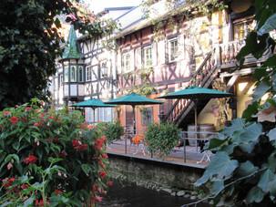 Elsass/Strassburg im Europapark