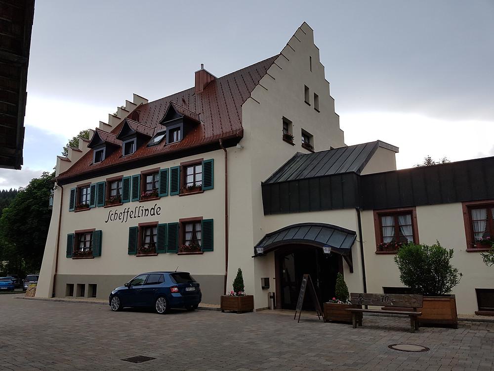 Landgasthaus Scheffellinde