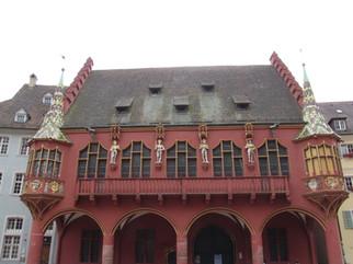 Historisches Kaufhaus in Freiburg im Breisgau