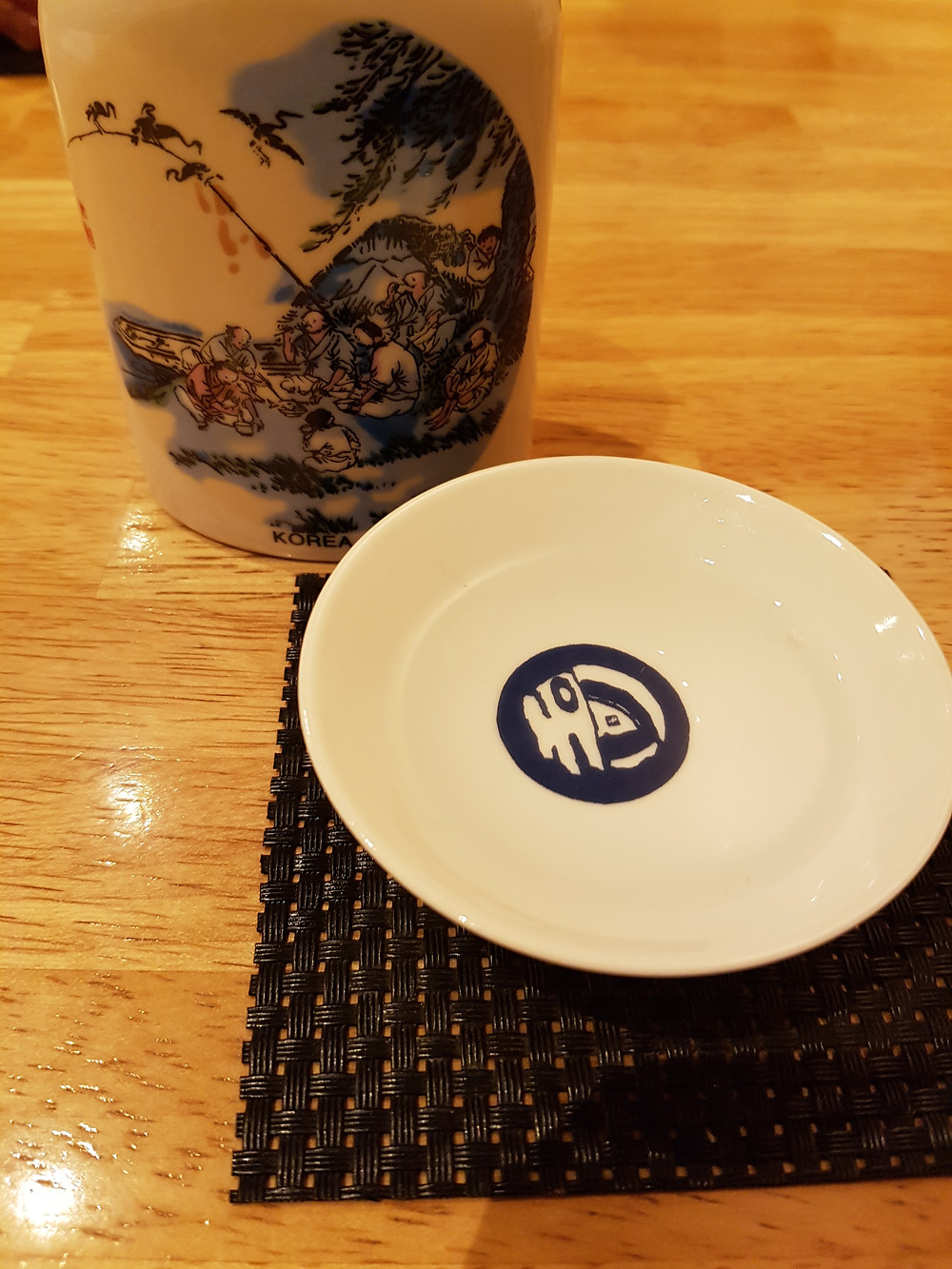 1. Runde Sake