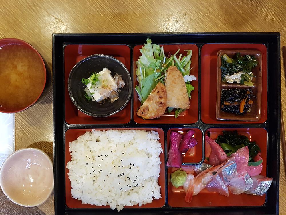 Bento Box - Mittagessen