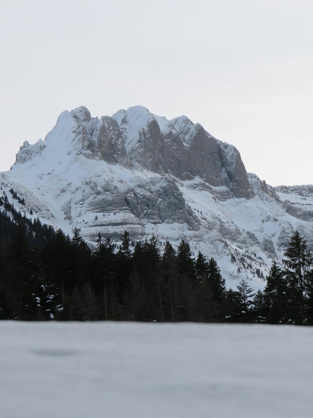 Bergspektakel