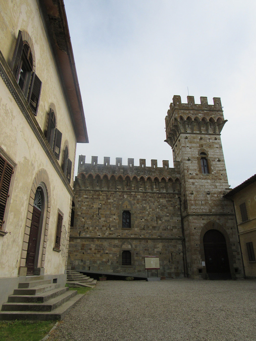 Abtei Badia a Passignano