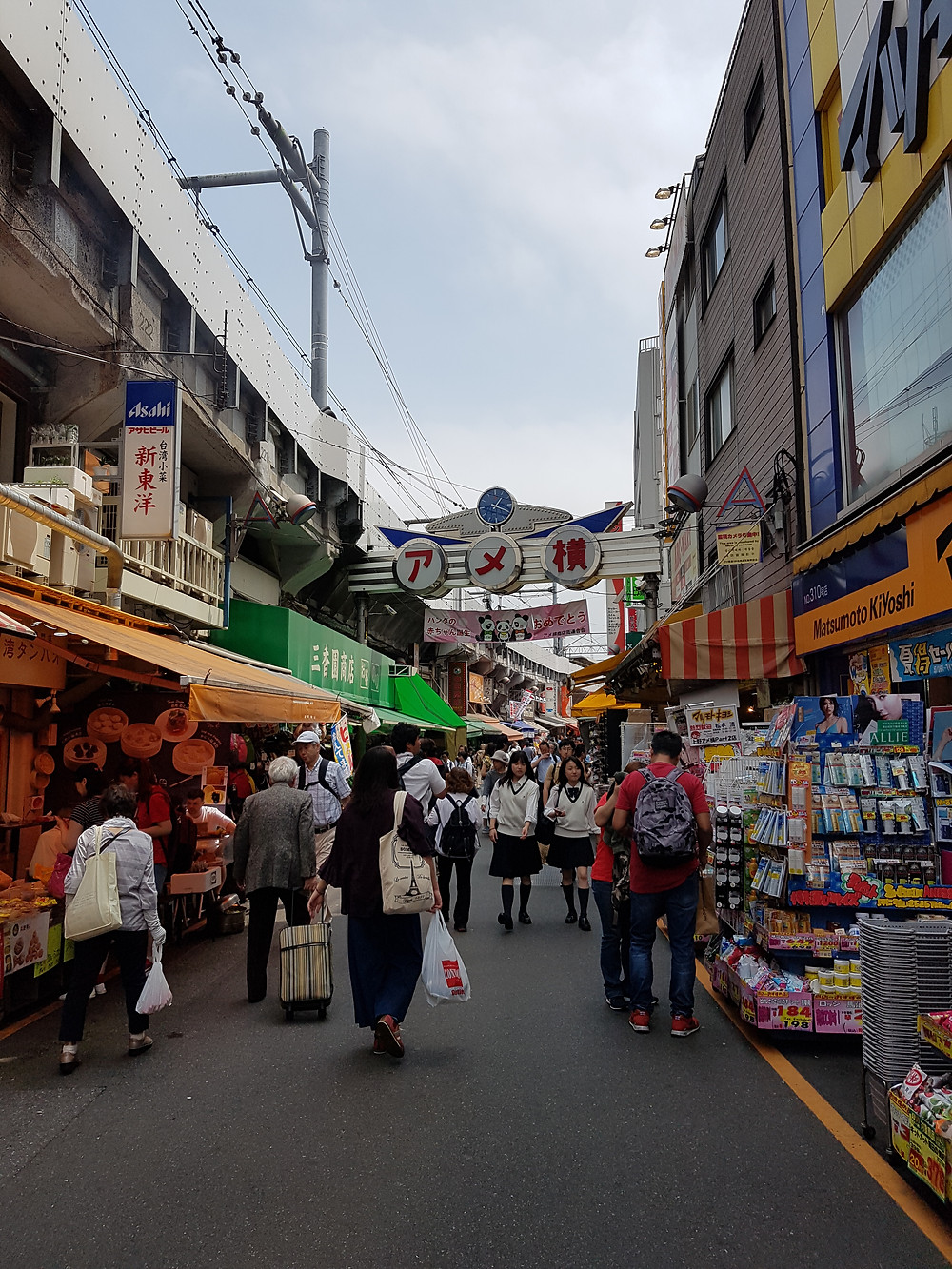 Ameyko Shopping Street