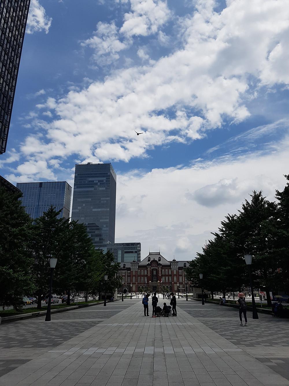Bahnhof Tokyo