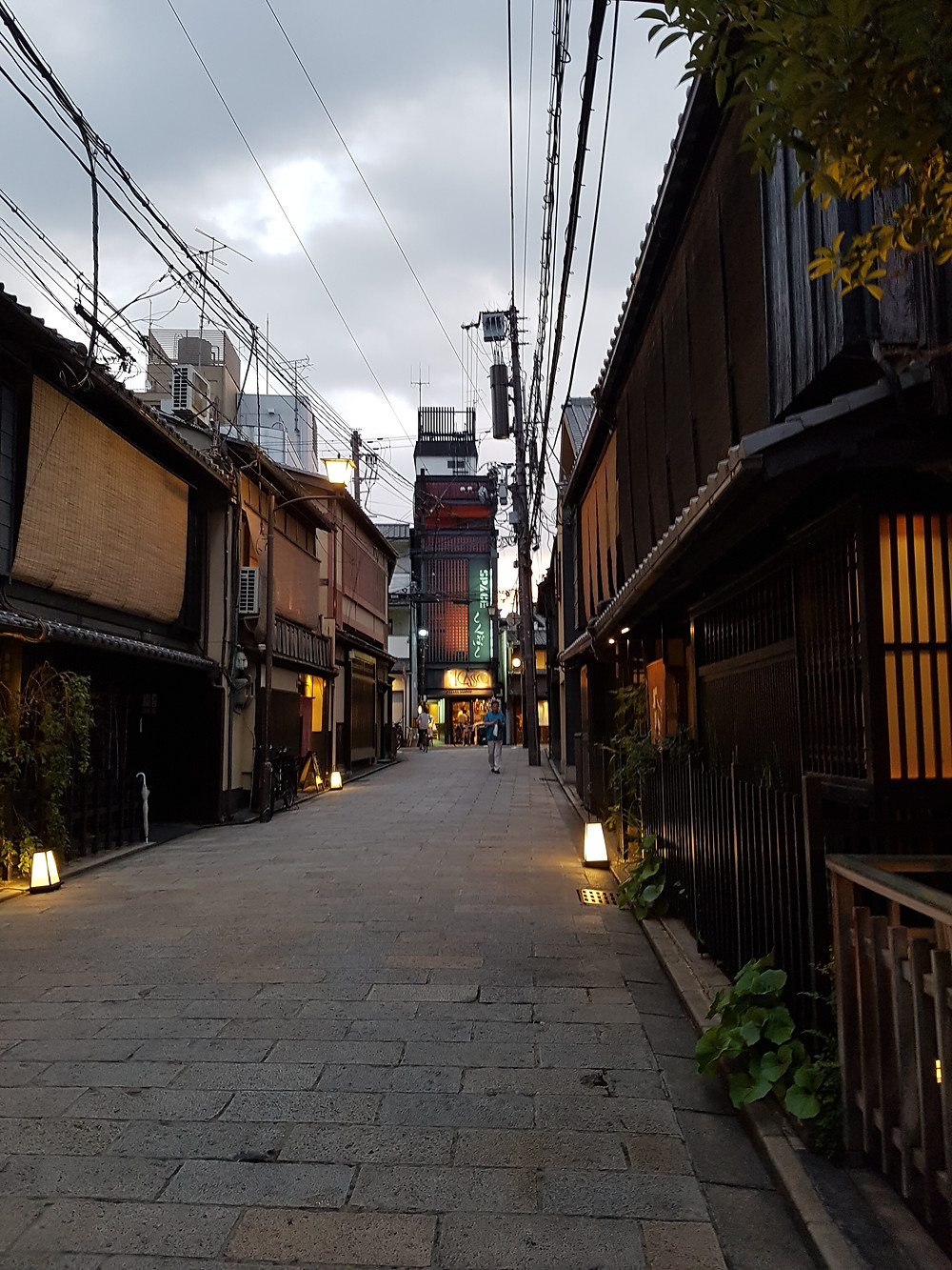 Händlerhäuser in Shirakawa