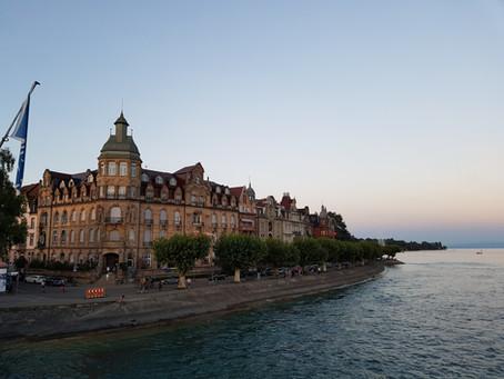 Flanieren an der Konstanzer Seestrasse