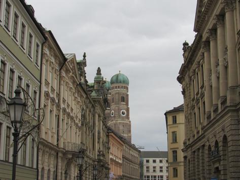 München im Dezember