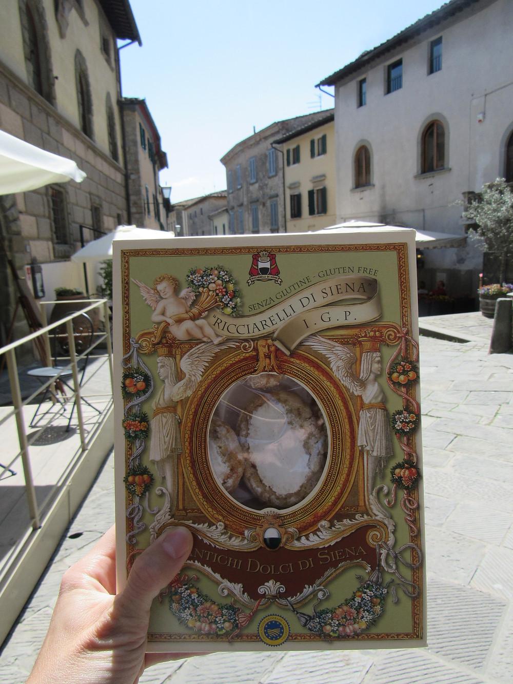 Mandelgebäck aus Siena