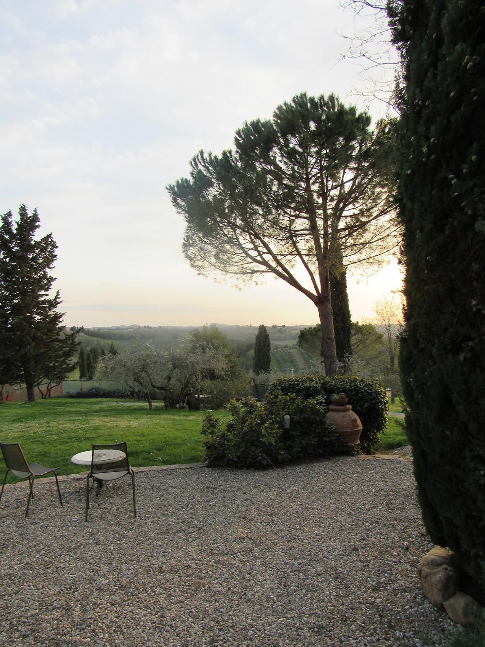 Gartenanlage - Hotel Salvadonica