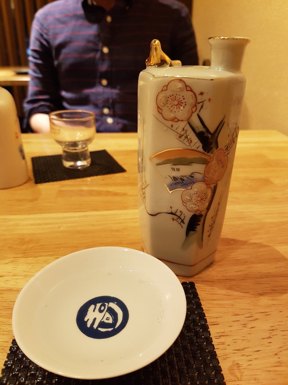 2. Runde Sake